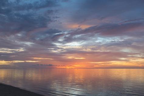Aitutaki sunset lowres