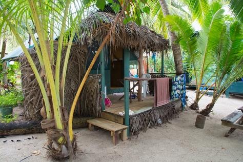Reef hut